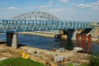 Мост через реку Москву в Сабурове